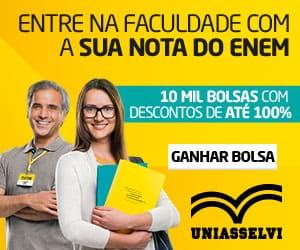 Bolsas de Estudo Uniasselvi 2019