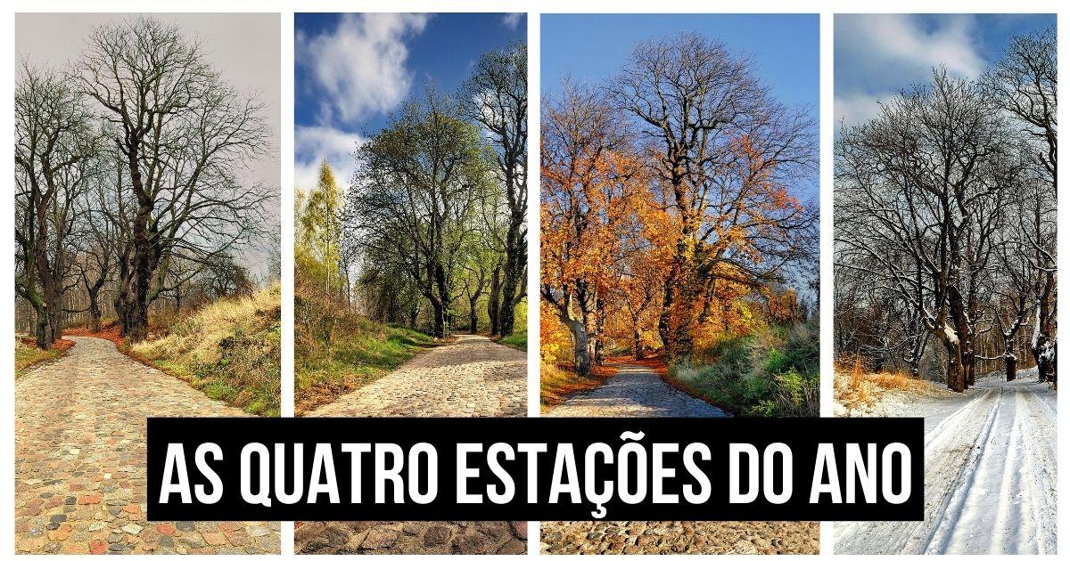 As quatro estações do ano