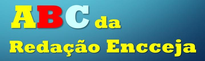 o ABC da Redação do Encceja