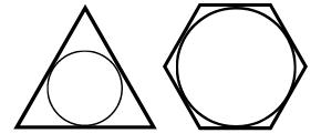 Polígonos circunscritos