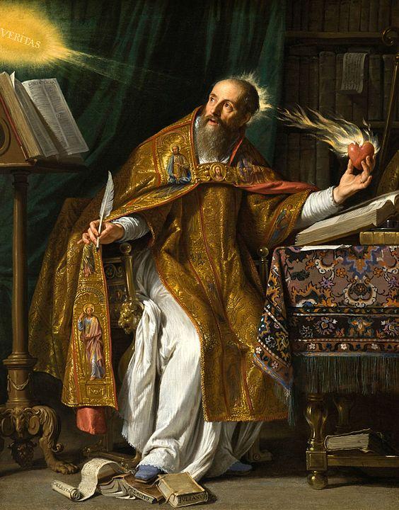 Santo Agostinho - Patrística
