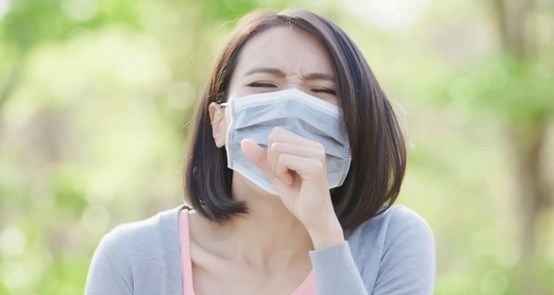 mascara corona virus