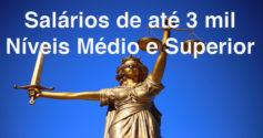 Concurso Uberlândia: 20 vagas para níveis Médio e Superior