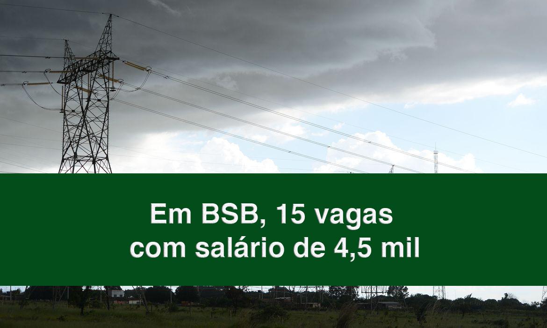 BSB oferece 282 vagas em 47 áreas