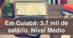 Concurso Câmara de Cuiabá: 13 vagas e salário até 7 mil