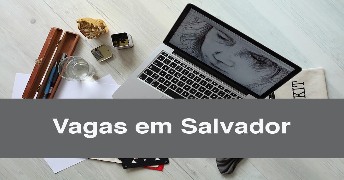 Prefeitura de Salvador oferece 53 vagas pelo Simm