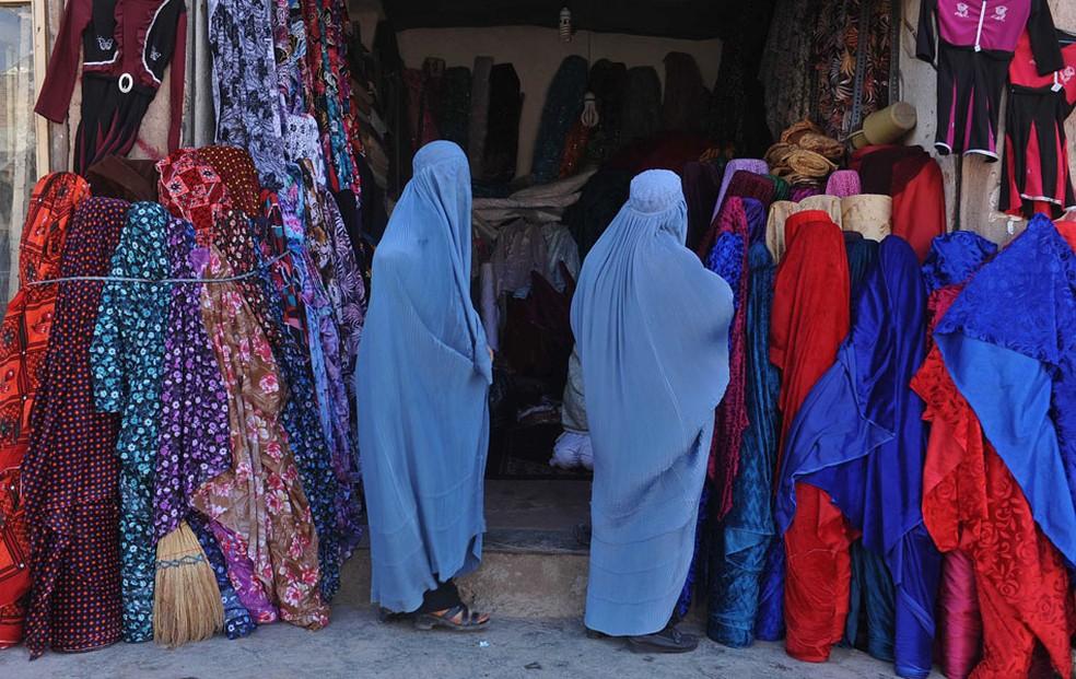 Afeganistão - Burca