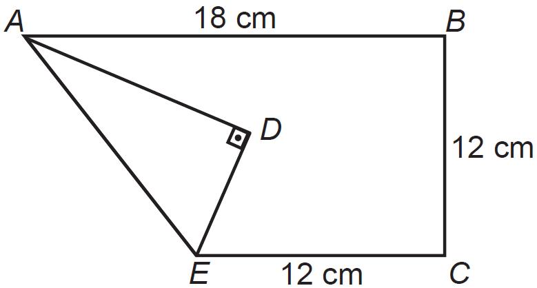 Triângulo retângulo - exercício 1