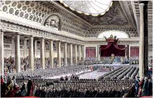 Abertura dos Estados Gerais em Versalhes - Revolução Francesa