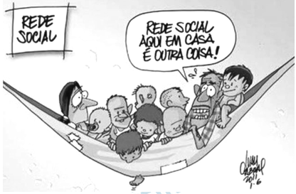 Charge rede social