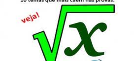 10 aulas do que mais cai em Matemática. Vídeos Khan Academy