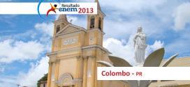 Colombo – Resultado Enem 2013: Desempenho das escolas