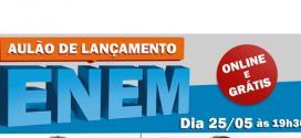 Aulão Enem 2015 gratuito ao vivo. 19:30 Biologia; 20:30 Física. Direto do Rio de Janeiro para todo o Brasil pela web. Confira!