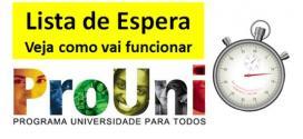 Lista de Espera e os 10 cursos mais procurados do Prouni 2015 2º semestre. Confira junto com a lista dos aprovados.