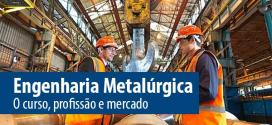 Engenharia Metalúrgica – veja o curso de graduação e o mercado de trabalho