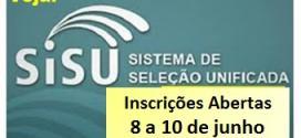Sisu: Inscrições Abertas 8 de junho. 56 mil vagas para o 2º semestre de 2015. Veja o que é e como funciona o Sisu.